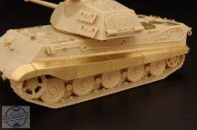 "Tiger II Ausf. B ""Königstiger"" fenders (Revel kit) -1/72"