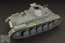 Pz-II Ausf.A/B/C - 1/35 - Tamiya