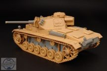 Flammpanzer Pz.III.ausf.(F1) convers.set - 1/48 - Tamiya