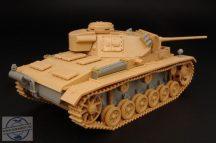 Pz.III.ausf.M EARLY convers.set - 1/48 - Tamiya