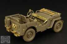 JEEP basic set TAMIYA - 1/48 - Tamiya