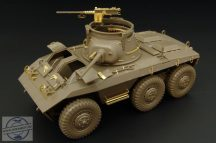 M-8 GREYHOUND - 1/48 - Tamiya
