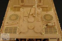 Jagdtiger GRILLS - 1/48 -Tamiya