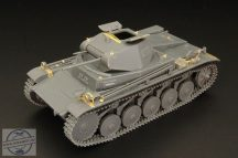 Pz.Kpfw. II Ausf. A,B,C - 1/48 -Tamiya