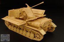 Flakpanzer IV Mobelwagen (w/Flak43) - 1/48 -Tamiya
