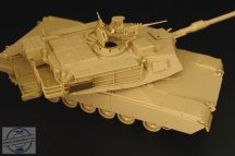 M1A2 Abrams (Tamiya kit) - 1/48