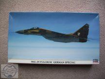 "Mig-29 Fulcrum ""German Special"" - 1/72"