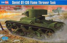 Soviet 0T-130 Flame Thrower Tank