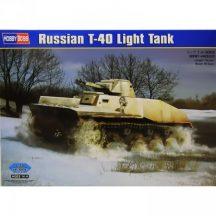 Russian T-40 Light Tank - 1/35
