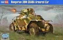 Hungarian 39M Csaba Armored Car