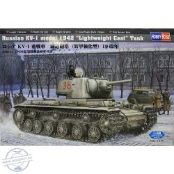 "Russian KV-1 model 1942 ""Lightweight Cast"" Tank"
