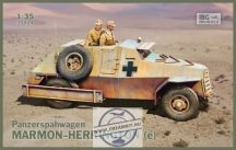 Marmon-Herrington (e) Panzerspahwagen