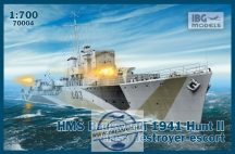 HMS Badsworth 1941 Hunt II Class Destroyer Escort
