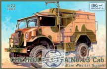Chevrolet C15A No.13 Cab Australian Pattern Wirel