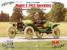 Model T 1913 Speedster, American Sport Car - 1/24