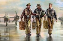 USAAF Pilots (1941-1945) - 1/32