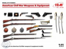 American Civil War Weapons & Equipment - 1/35