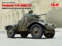 Panhard 178 AMD-35, WWII French Armoured Vehicle