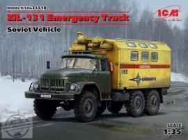 ZiL-131 Emergency T ruck. Soviet Vehicle - 1/35
