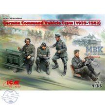 German Command Vehicle Crew (1939-1942) - 1/35