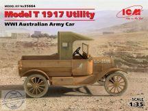 Model T 1917 Utility