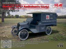 Model T 1917 Ambulance (Early) - 1/35