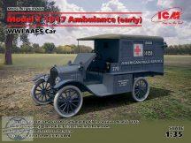 Model T 1917 Ambulance (Early) - 1/35
