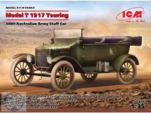 Model T 1917 Touring WWI Australian Army Staff Car - 1/35
