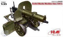 Soviet Maxim Machine Gun (1941) - 1/35