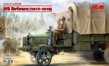 US Drivers (1917-1918) - 1/35