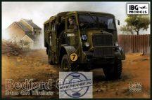 Bedford QLR 3-ton 4x4 Wireless