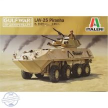 LAV-25 Gulf War 25th Anniversary - 1/35