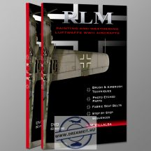 RLM - Painting and Weathering Luftwaffe WWII Aircraft