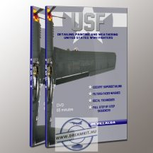 USF - Detailing, Painting and Weathering United States WWII Fighters