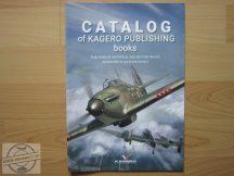 Kagero katalógus 2018