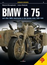 BMW R 75 and other BMW motorcycles in the German Army 1930–1945