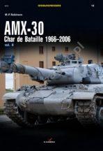 AMX-30. Char de Bataille 1966–2006 vol. II