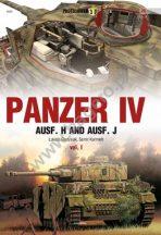 Panzerkampfwagen IV Ausf. H and Ausf. J. Vol. I