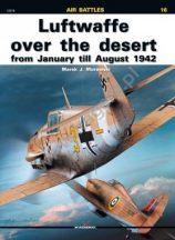 Luftwaffe over the desert from January till August 1942