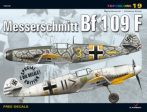 Messerschmitt Bf 109 F (decals) matricával