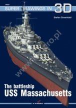 The Battleship USS Massachusetts