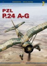 PZL P.24 A-G A (without decals)