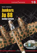 Junkers Ju 88 bomber variants (decals) MATRICÁVAL !