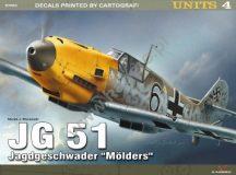 "JG 51 Jagdgeschwader ""Mölders"" (decals)"