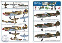 Curtiss P-40B Tomahawks of the RAF 1… - 1/32