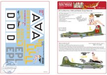 Boeing B-17F/G - 'Little Patches' B17 F 'Nine Little Yanks ' - 1/48