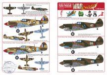 Curtiss P-40B Tomahawk of the RAF - 1/48