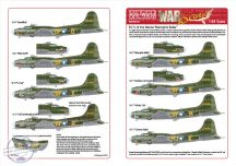 This Kitsworld decal sheet covers some of the no... - 1/48