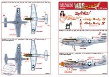 North-American P-51D Mustang 44-73623,... - 1/48