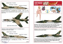 REPUBLIC F-105D-RE-31 THUNDERCHIEF 62-4364 'PUSS... - 1/48